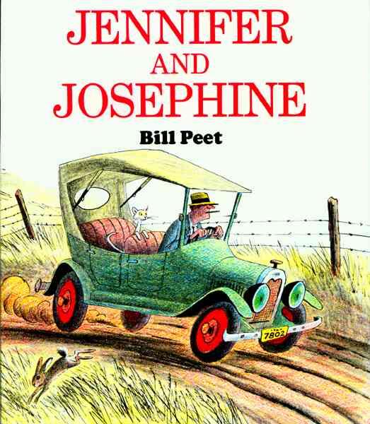 Jennifer and Josephine By Peet, Bill